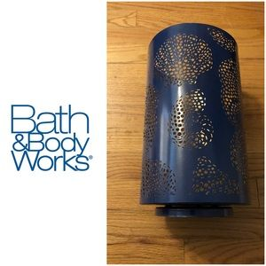 Bath & Body Works Shell Candle Luminary